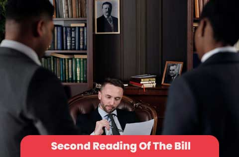 Second Reading Of The Bill